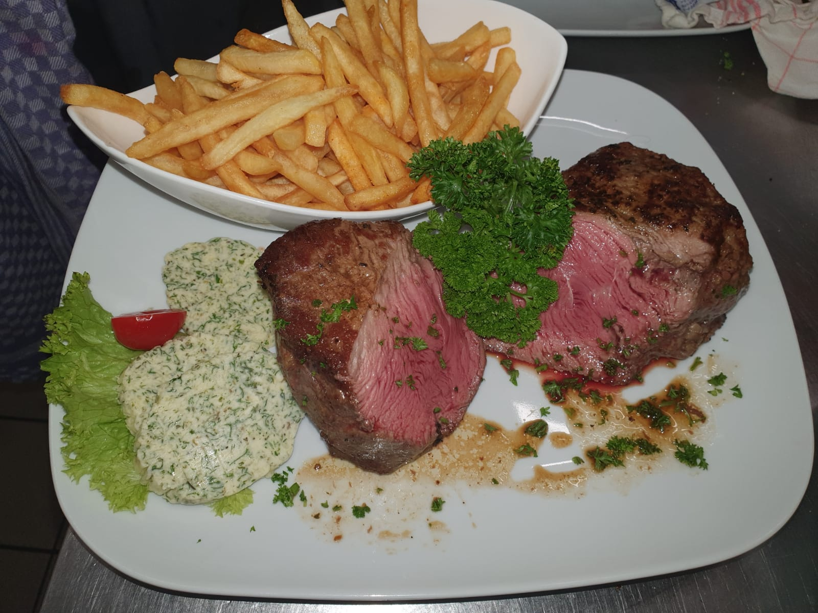 Rumpsteak 550g